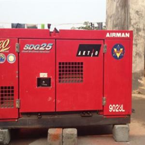 Máy phát điện 12kVA động cơ Airman