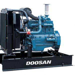 Máy phát điện Doosan120 kVA