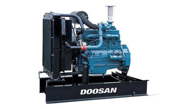 Máy phát điện Doosan 120 kVA