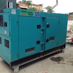 Máy phát điện 3000kVA động cơ Komatsu
