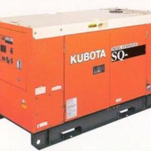 Máy phát điện 13kVA động cơ Komatsu