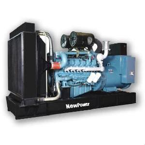 Máy phát điện Doosan450 kVA