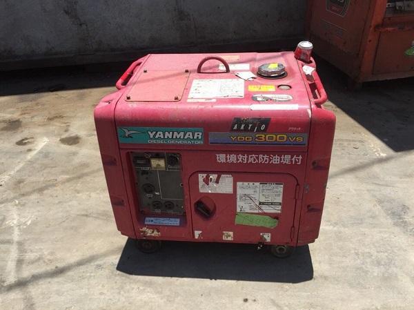 Giá máy phát điện chạy dầu 5kva cũ bao nhiêu?