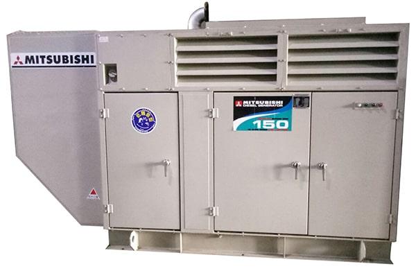 Dịch vụ cho thuê máy phát điện 150kva.