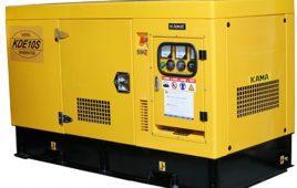 Cho thuê máy phát điện cho công trình nhanh gọn, chất lượng cao